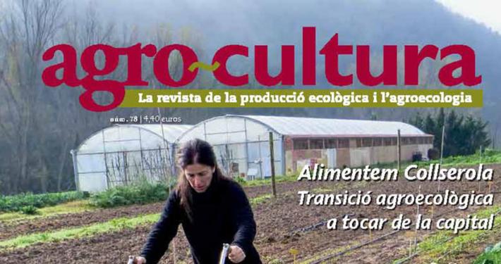 Imatge revista Agrocultura Hort de La Sínia